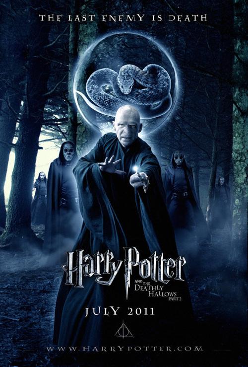 Гарри Поттер и Дары смерти. Часть 2.