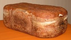 Ржаной хлеб по-овернски булка
