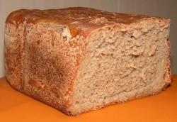 Ржаной хлеб по-овернски