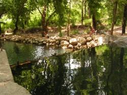 Горная речка Улупынар в Турции