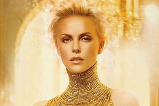Шарлиз Терон в рекламе J'Adore Dior
