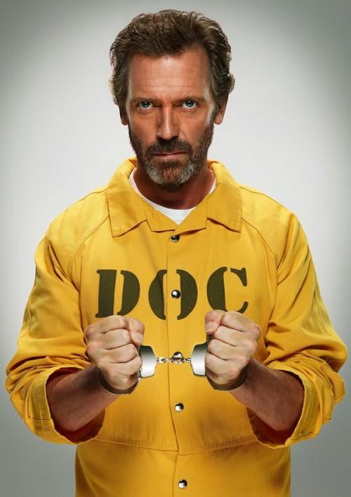 Доктор Хаус 8 сезон. В главной роли Хью Лори.
