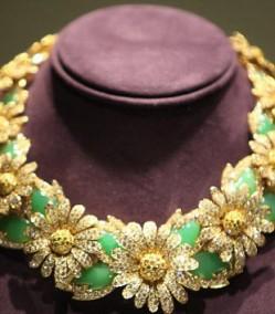 Ожерелье Элизабет Тейлор от Van Cleef и Arpels