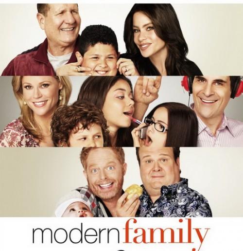Американская семейка - лучший комедийный сериал 2011 года