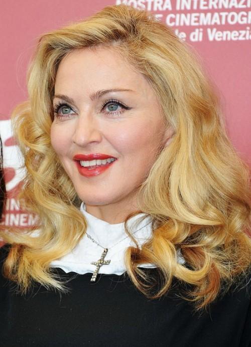 Мадонна - певица, актриса и режиссер