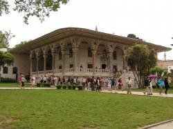 Помещение для приема гостей во дворце Топкапы, Стамбул