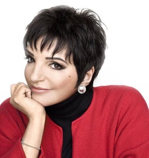 Лайза Минелли - легендарная певица, танцовщица и актриса