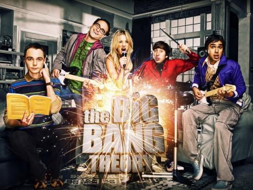 Теория большого взрыва - комедийный сериал