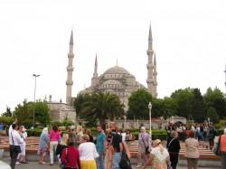 Мечеть Султан Ахмет (Голубая мечеть), Стамбул