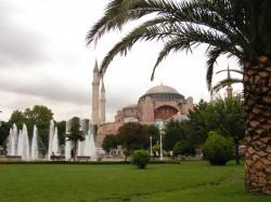 Музей Собор Святой Софии, Стамбул
