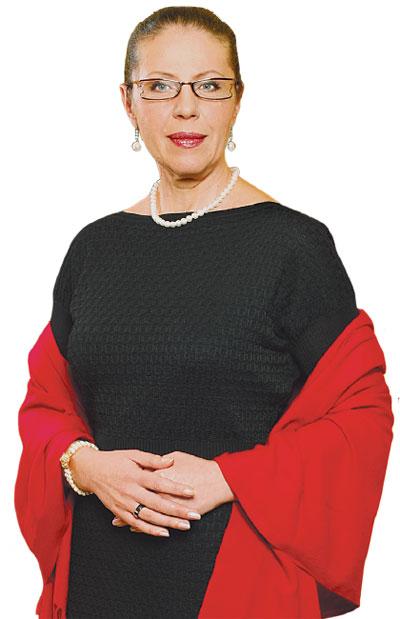 Александра Маринина - автор лучших отечественных детективных романов, написанных женщиной.