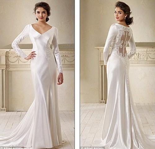 Свадебное платье Беллы Каллен
