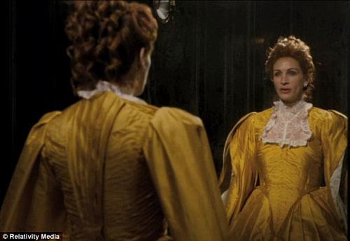 Зеркало, зеркало. В роли королевы - Джулия Робертс