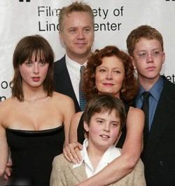 Сьюзан Сарандон стала мамой в 46 лет