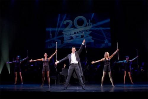 """Хью Джекман в Шоу """"Назад на Бродвей"""""""