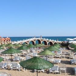 Club Hotel SERA - детский песчаный пляж