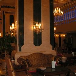 Club Hotel SERA - холл отеля