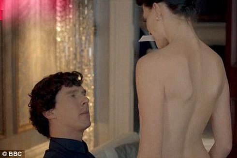 "Сериал ""Шерлок"": Шерлок Холмс знакомится с Ирен Адлер"