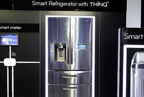ThinQ Smart LG - чудо холодильник будущего