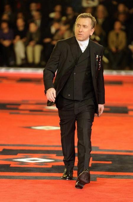 Тим Рот (Tim Roth) на показе Prada
