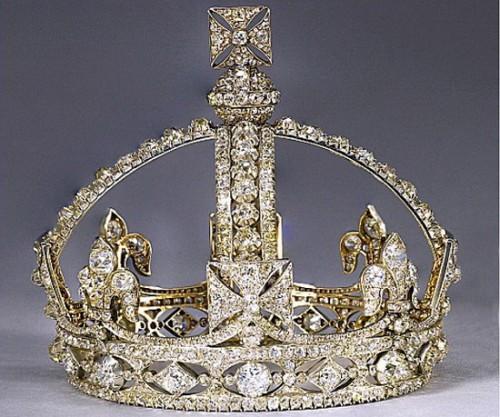 Корона королевы Виктории