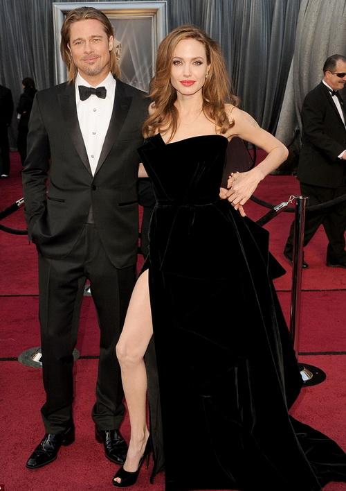 Анджелина Джоли и Брэд Питт (Angelina Jolie & Brad Pitt)