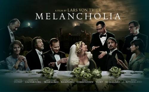 Меланхолия (Melancholia) 2011 год.
