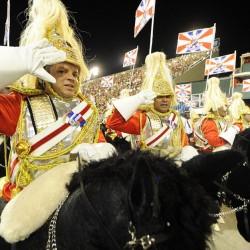 Карнавал в Рио (английская королевская конница)