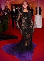 Beyonce: Met Gala 2012