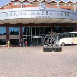 GRAND HABER HOTEL - главный вход