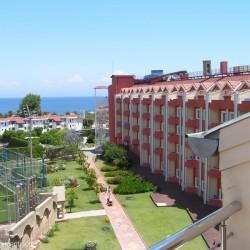 GRAND HABER HOTEL - вид на море