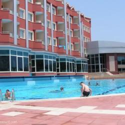 GRAND HABER HOTEL - большой бассейн