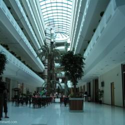 GRAND HABER HOTEL - крыша у отеля стеклянная