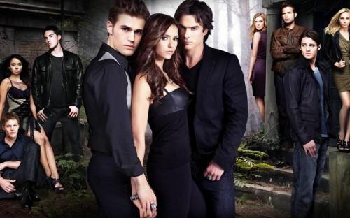 Дневники вампира (Vampire