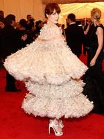 Florence Welch: Met Gala 2012