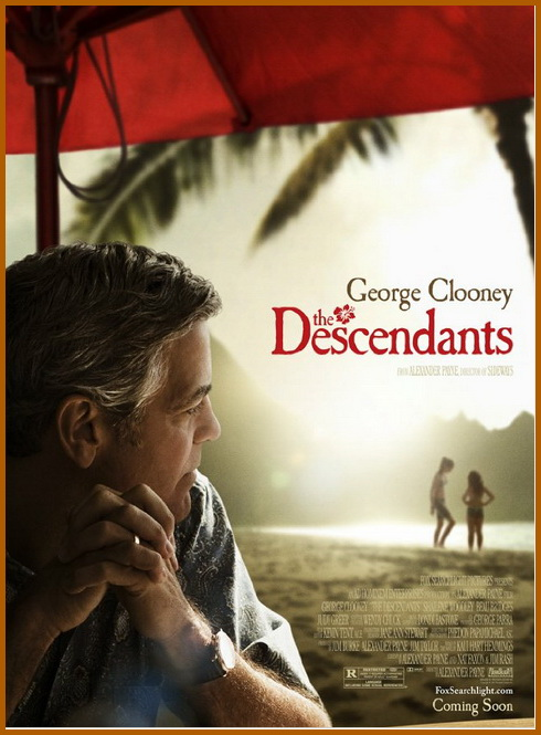 Потомки (The Descendants)  США 2011 год.