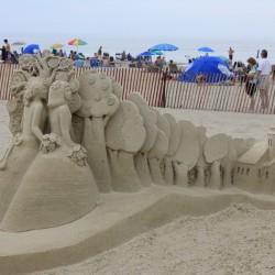 Песочные фантазии