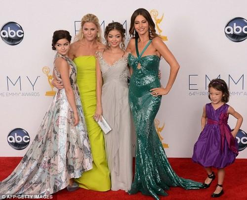 Modern Family Эмми 2012