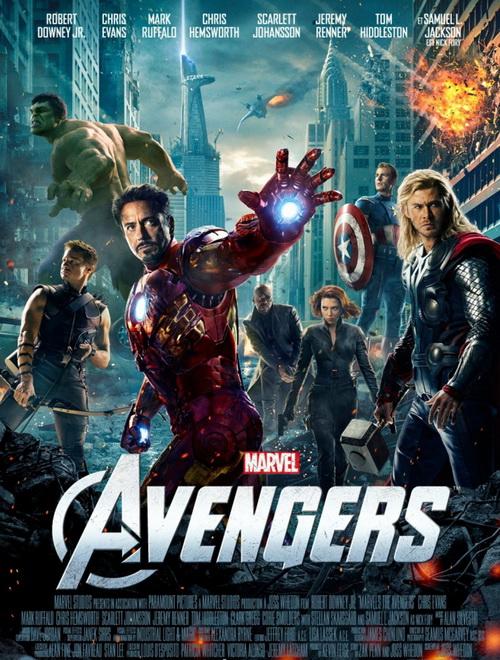 The Avengers / Мстители
