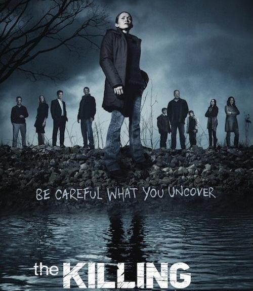 Убийство / The Killing 2011