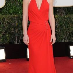 Клэр Дейнс в платье от Versace