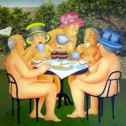 Что знают женщины о чае?