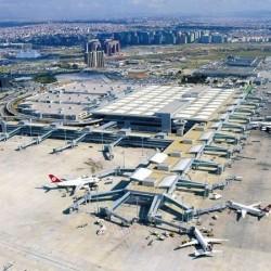 Общественный и частный транспорт из аэропортов им. Ататюрка и Сабиха Гекчен в центр Стамбула