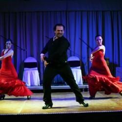 Шоу фламенко в Парке Сама в исполнении признанных «KIKO MORENO»