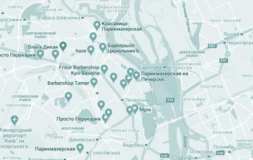 Выбираем парикмахерскую в Киеве