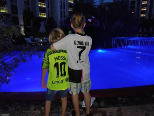 Где купить футбольную форму для детей в Киеве?